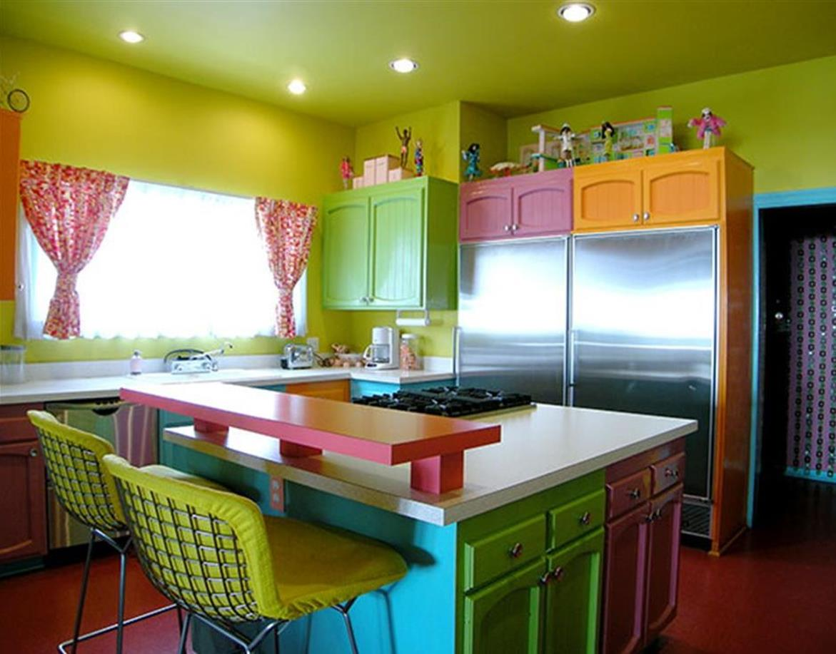 Projects to Make Kitchen More Neat and Beautiful 20