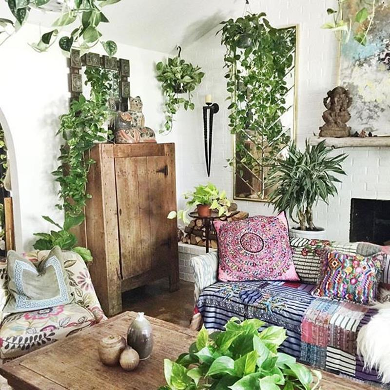 38 Stunning Urban Jungle Room Decor That Will Make Your Home More Cozy Decor Renewal
