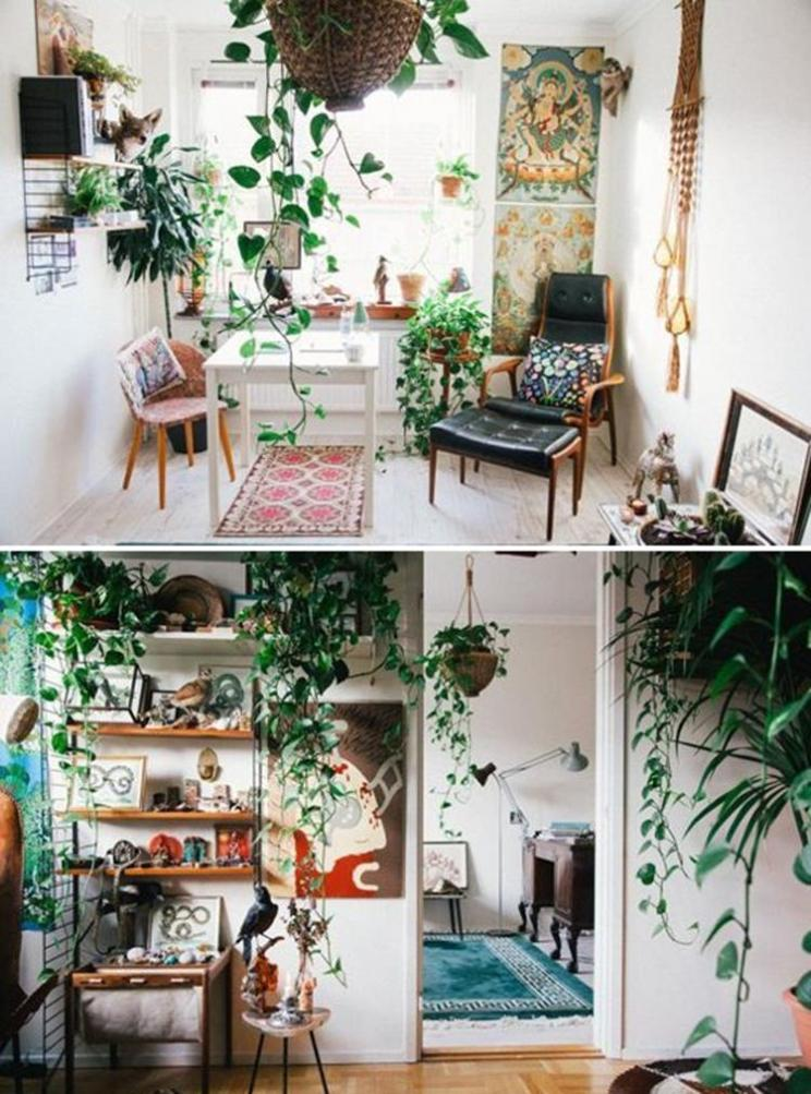 Urban Jungle Room Decor 9
