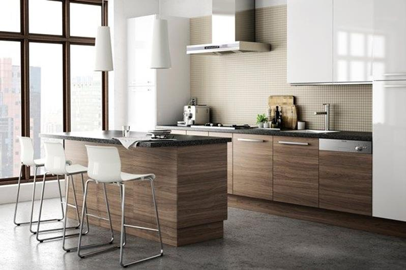 Awesome Retro Style Kitchen Design 23