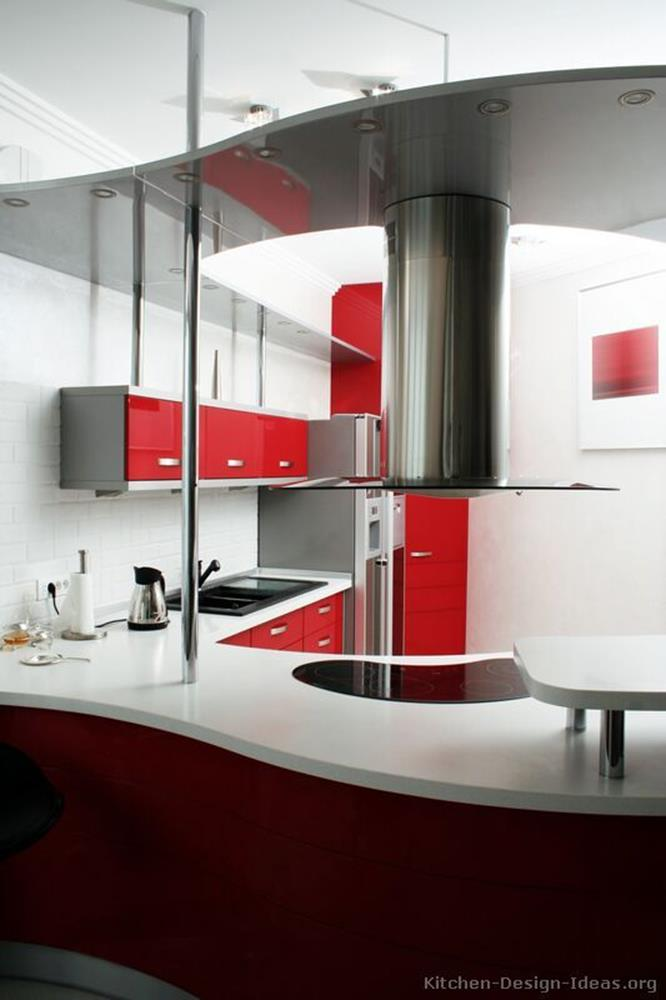 Awesome Retro Style Kitchen Design 8