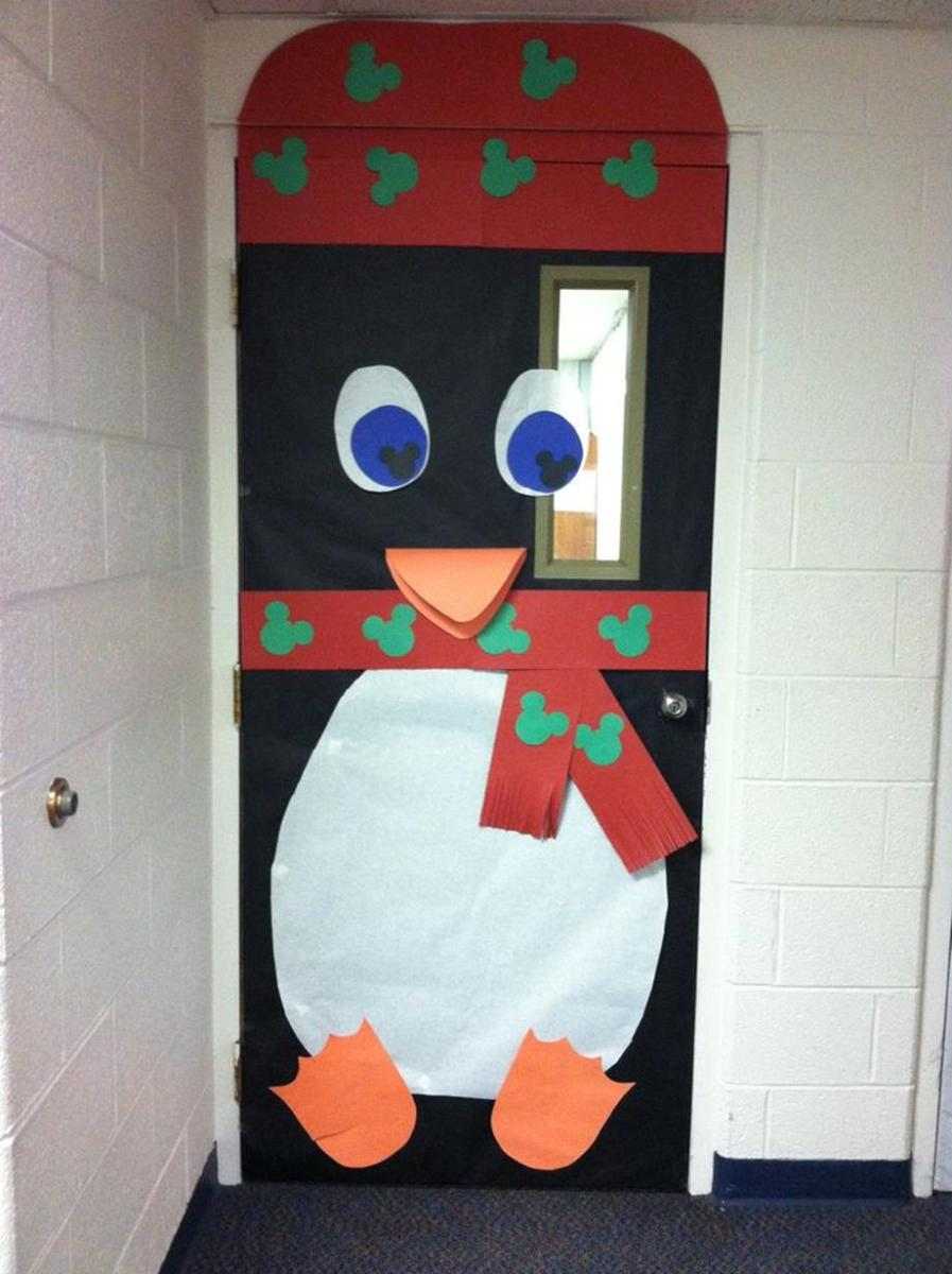 Christmas Door Decorating Contest Winners 8
