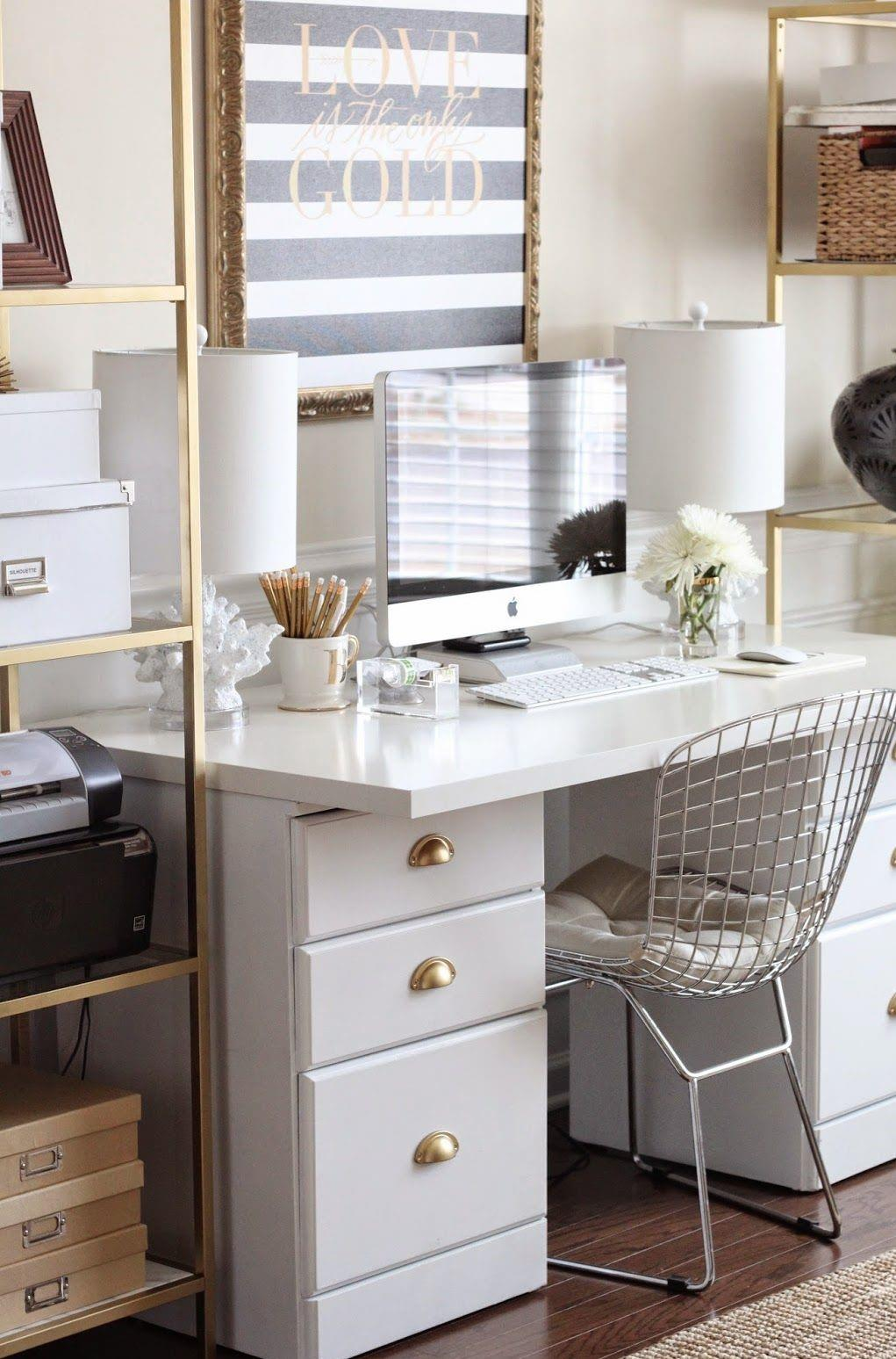 Comfy Home Workspace Decorating Ideas 2