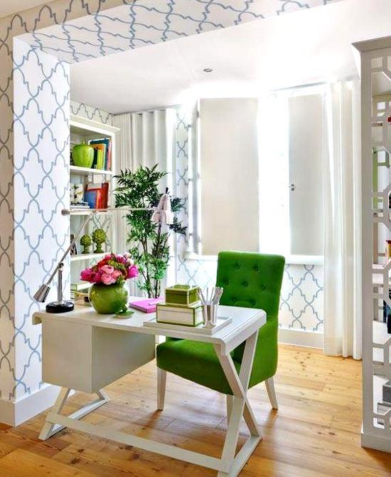 Comfy Home Workspace Decorating Ideas 25