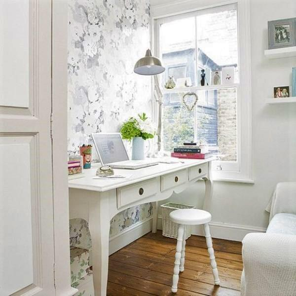 Comfy Home Workspace Decorating Ideas 32