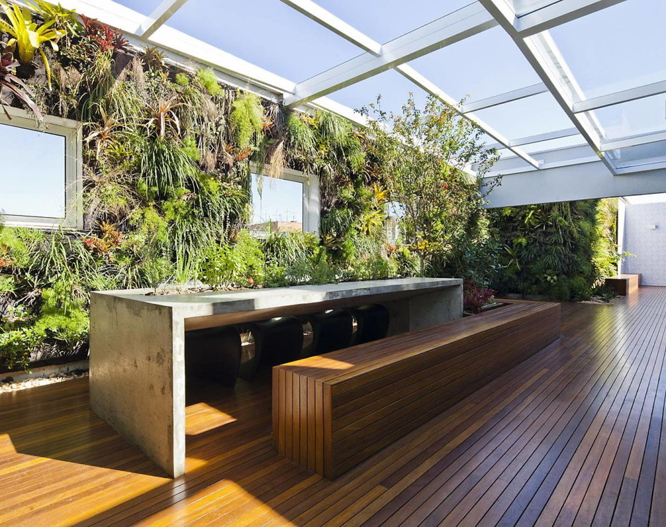 Cozy and Gorgeous Patio Roof with Pergola Glass 30