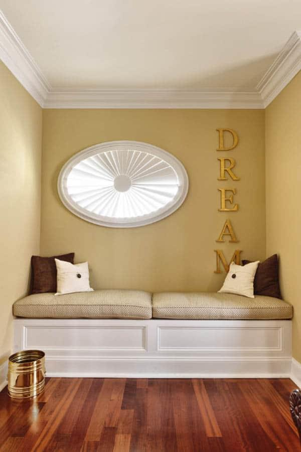Cozy And Decorated Reading Nooks That Will Inspire You To Design Your Own Little Corner 30