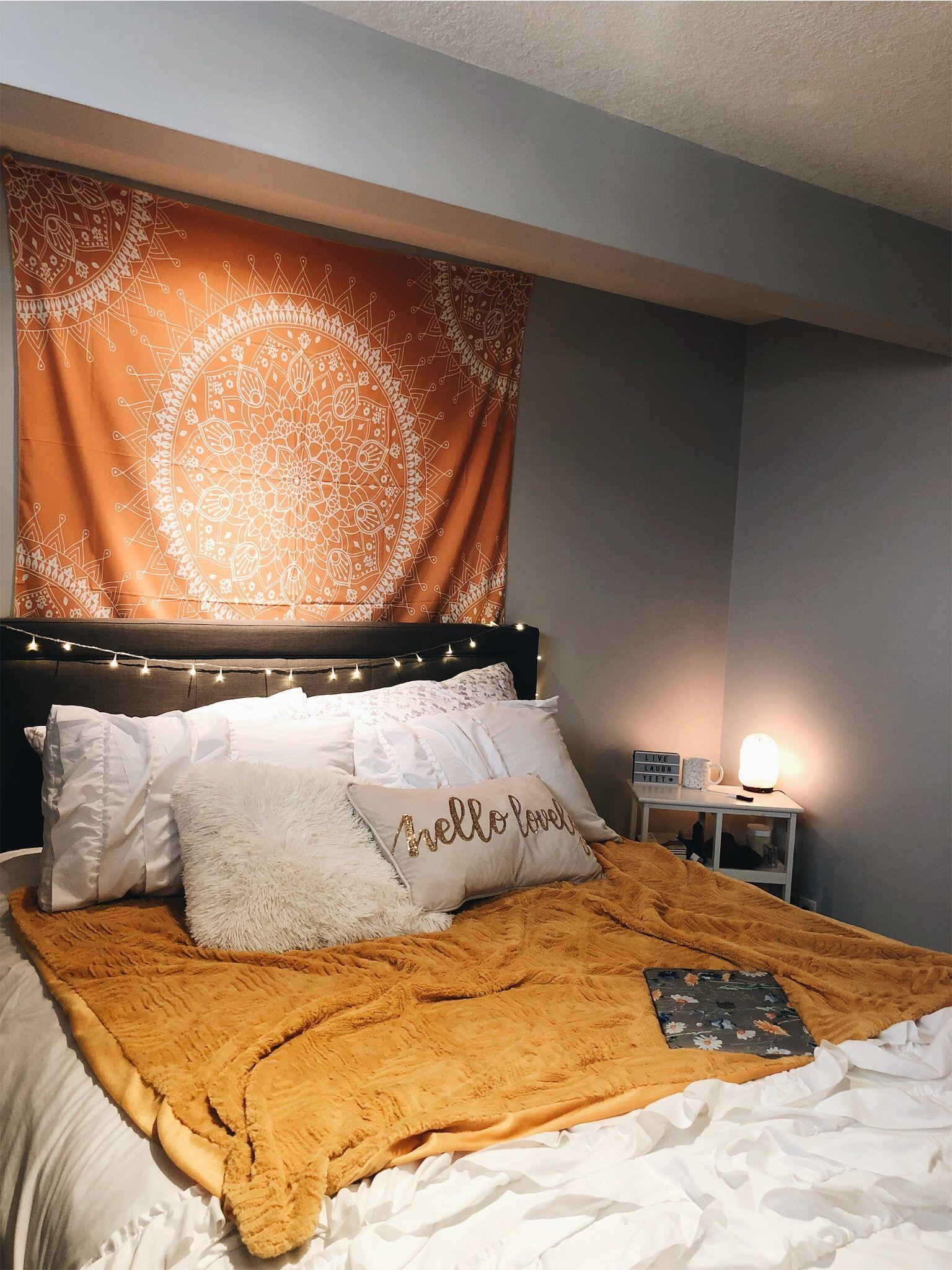 Cute VSCO Teen Girl Bedroom Ideas 22