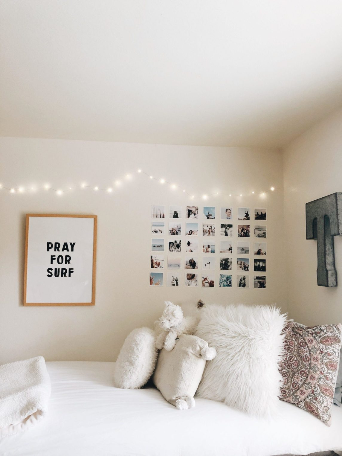 Cute VSCO Teen Girl Bedroom Ideas 25