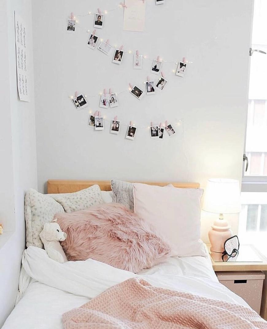 Cute VSCO Teen Girl Bedroom Ideas 29