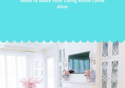 Spring Time Decor Ideas to Make Your Living Room Come Alive