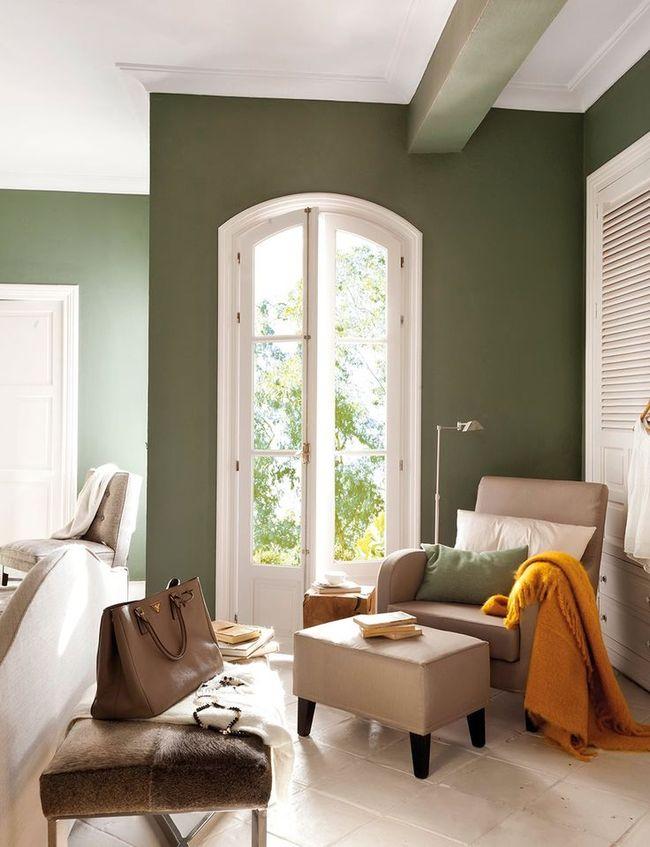 Colores para interiores modernos  decoRevista