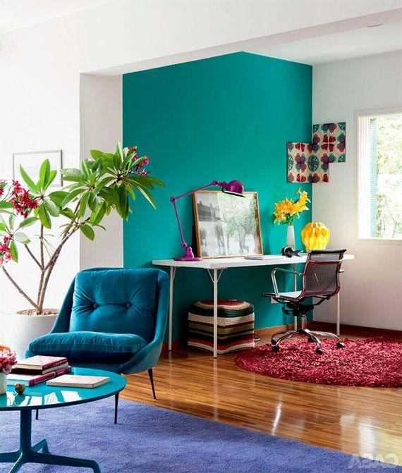 Colores para interiores modernos 2019  decoRevista
