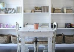 Farmhouse Craft Room Decorating Ideas 7