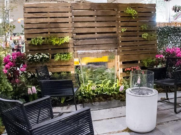 Gardening Ideas With Wood Pallets 34