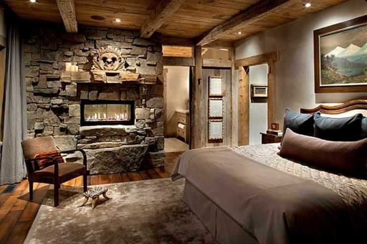 Rustic Bedroom Wall Decorating Ideas 15