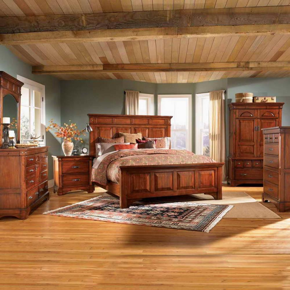 Rustic Bedroom Wall Decorating Ideas 27