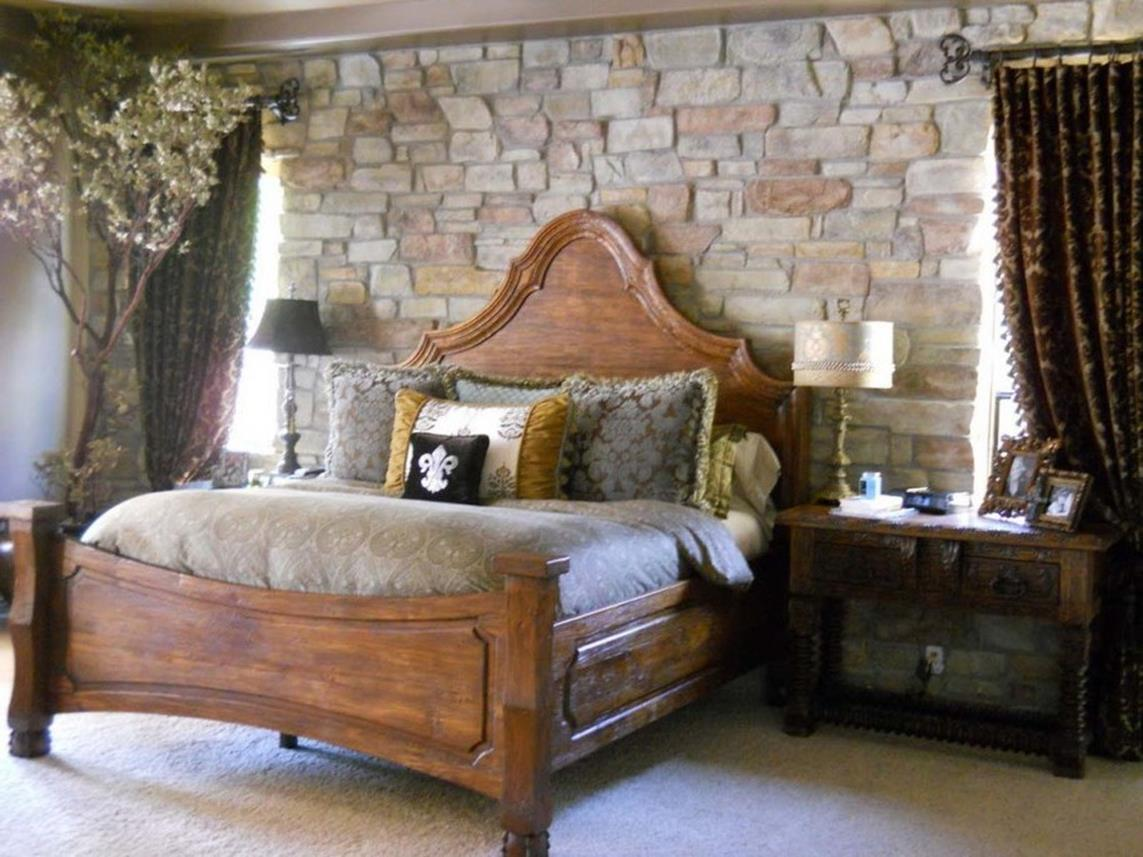 Rustic Bedroom Wall Decorating Ideas 7