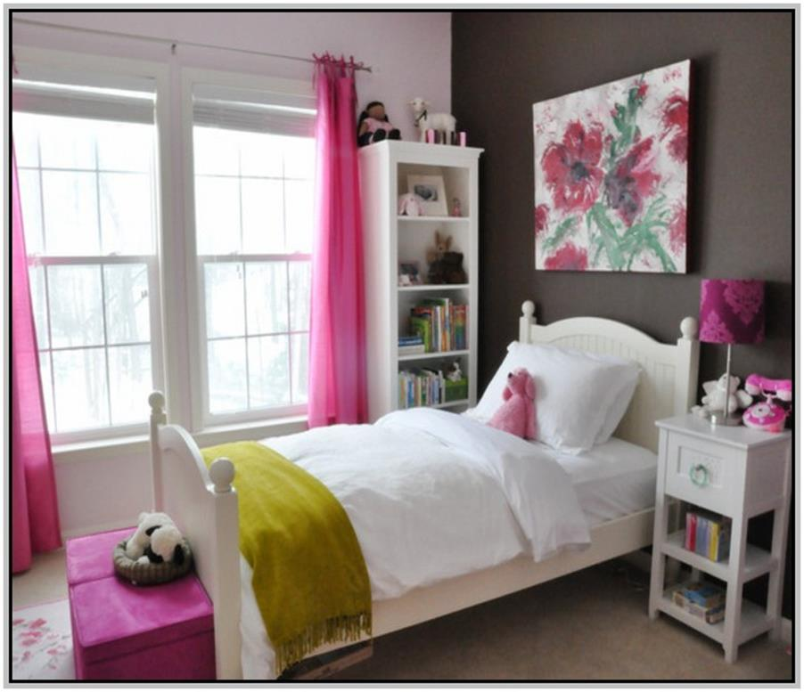 Simple Teen Girls Bedroom Decorating Ideas 44
