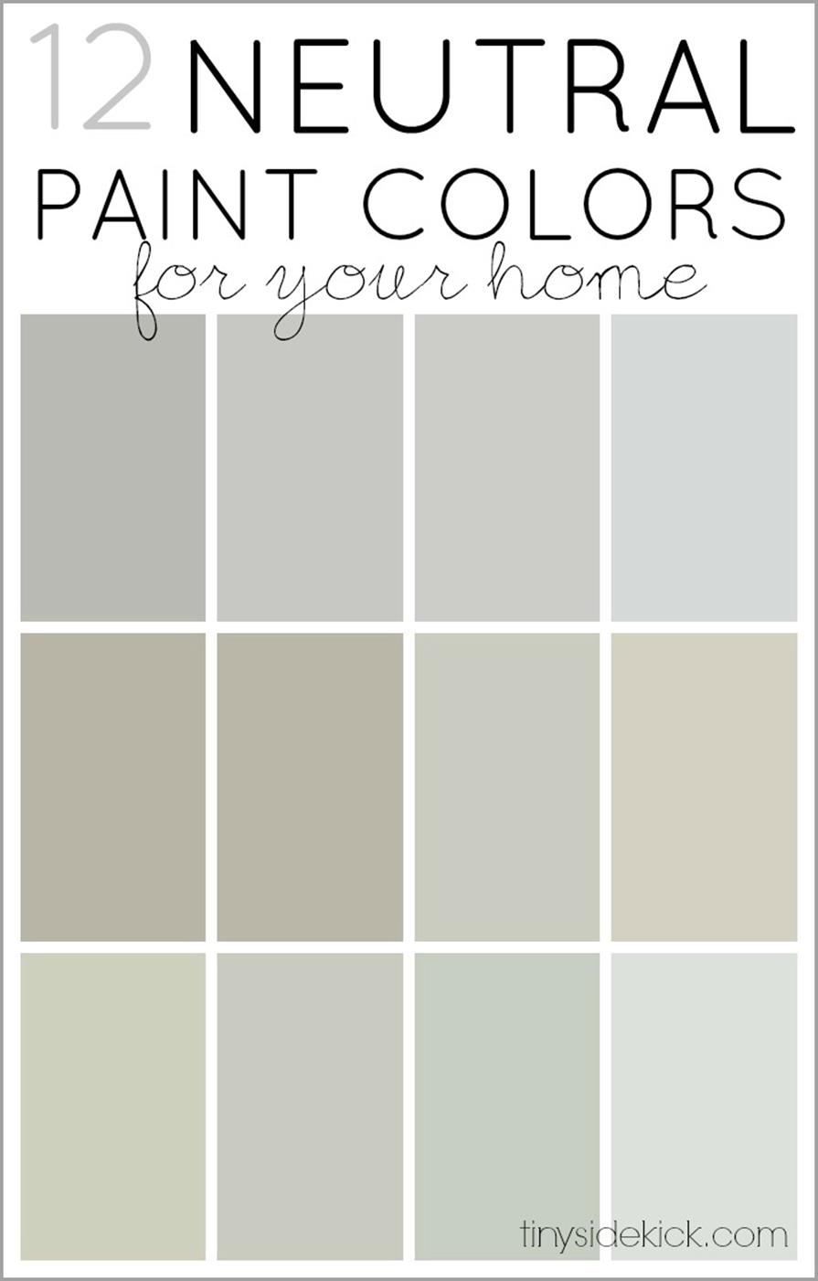 Best Neutral Paint Colors For Living Room 7