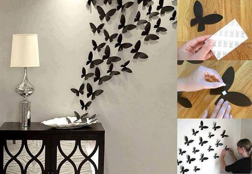 Creative Homemade Crafts for House Decorations Ideas 32