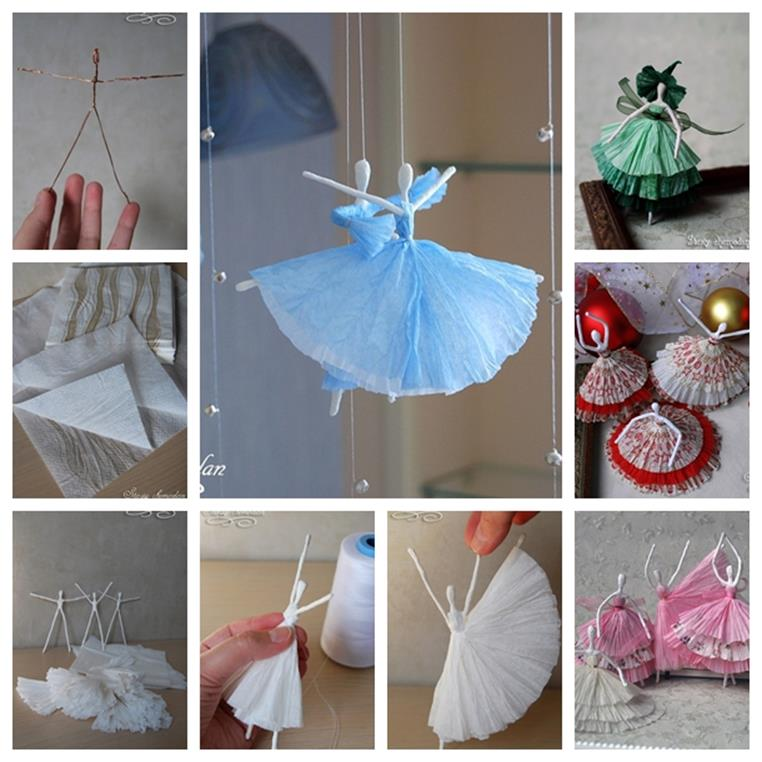 Creative Homemade Crafts for House Decorations Ideas 38