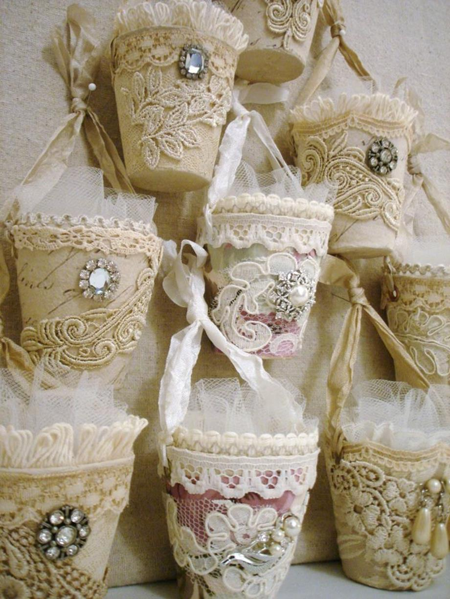 DIY Easy Shabby Chic Arts and Crafts Ideas 1