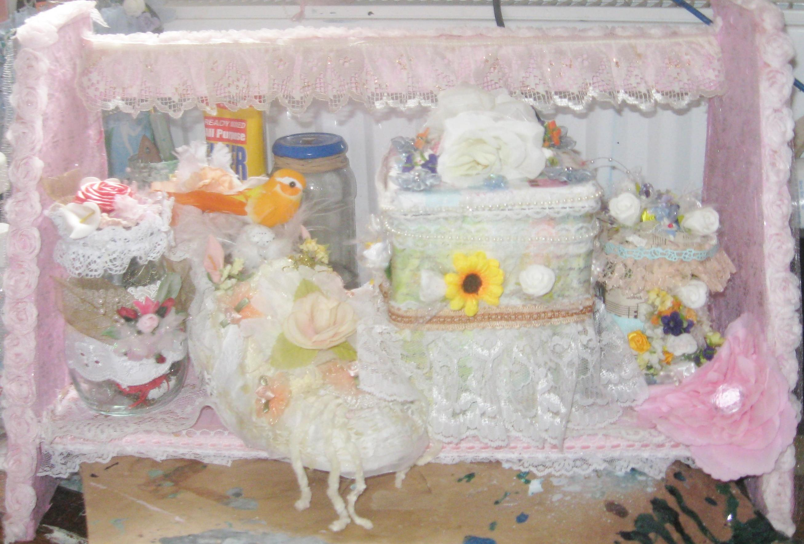 DIY Easy Shabby Chic Arts and Crafts Ideas 10