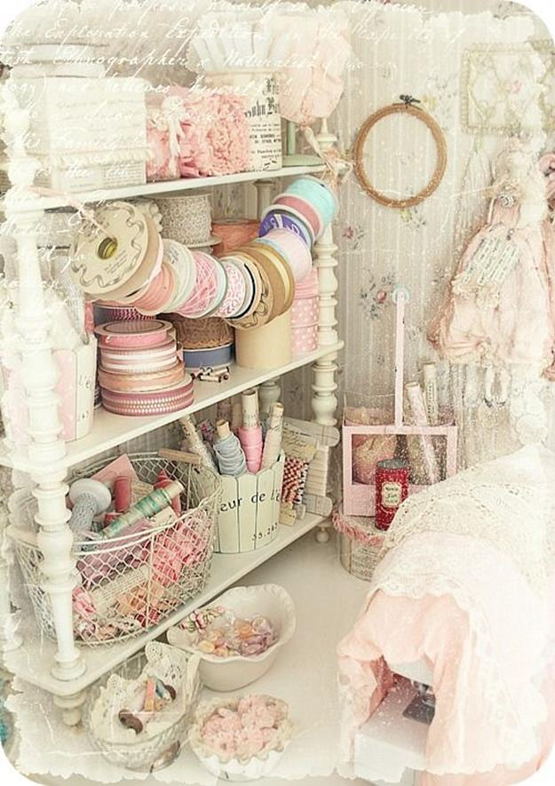 DIY Easy Shabby Chic Arts and Crafts Ideas 16