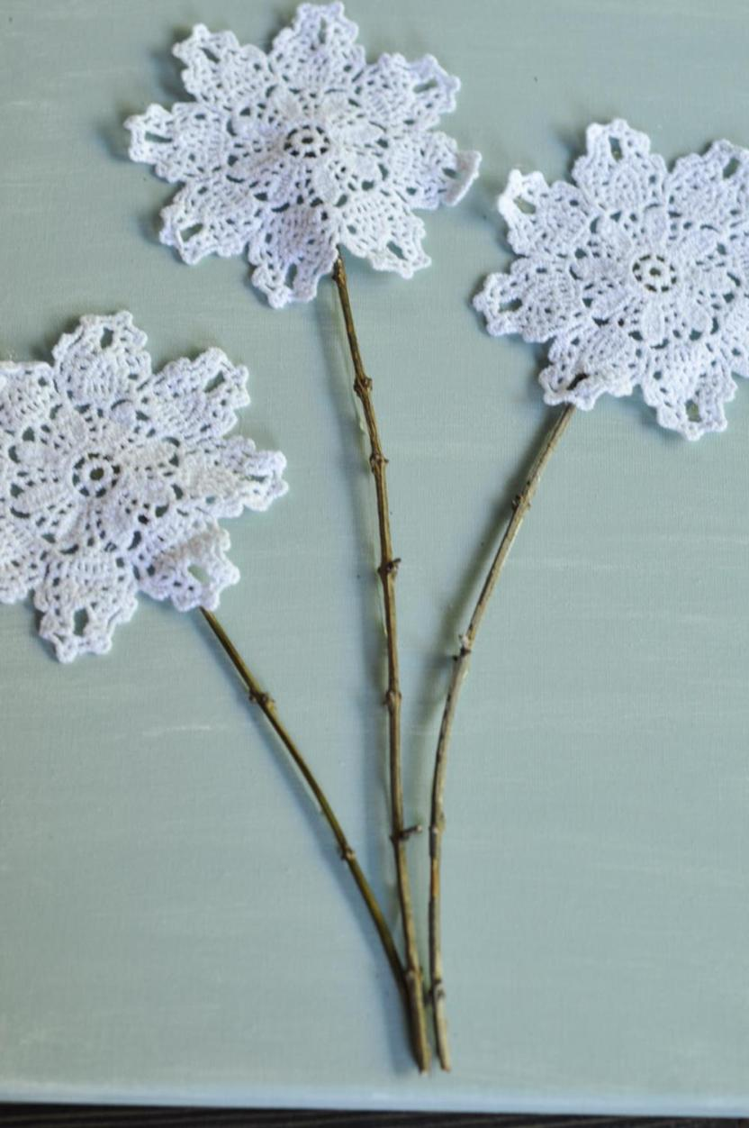 DIY Easy Shabby Chic Arts and Crafts Ideas 20