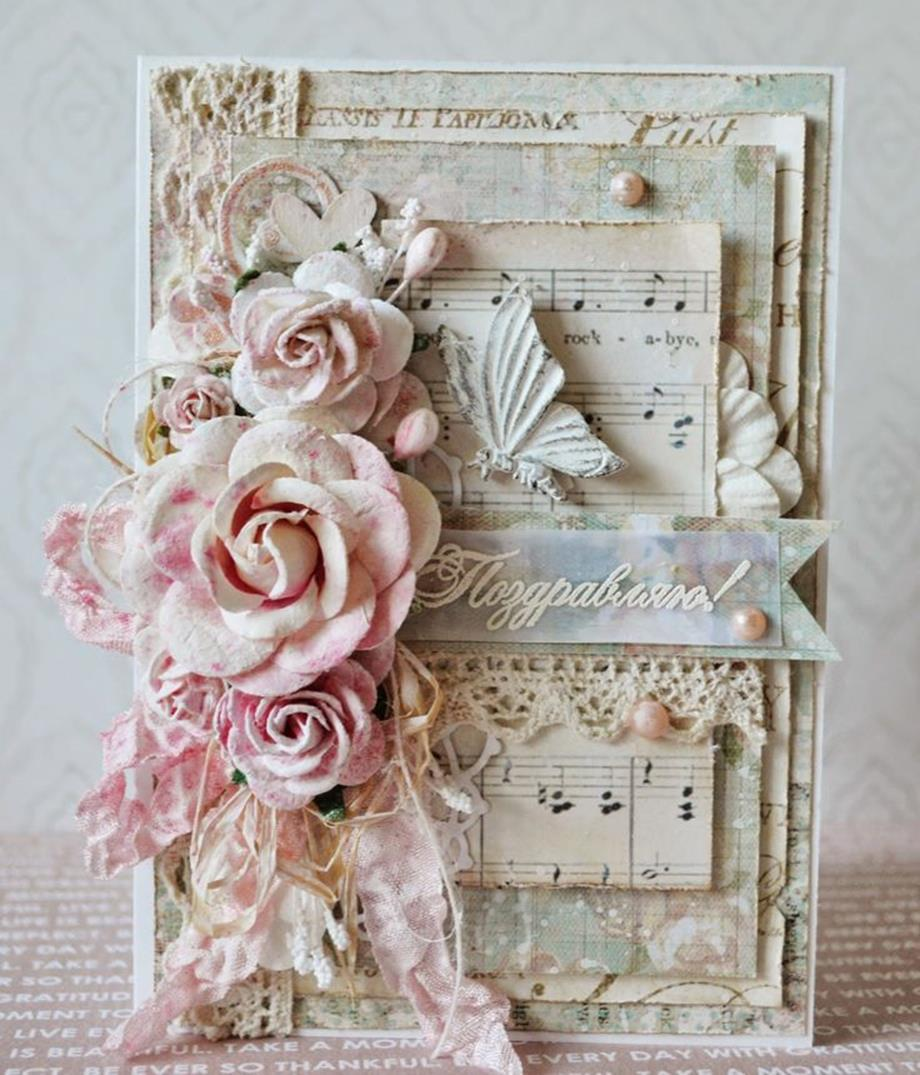 DIY Easy Shabby Chic Arts and Crafts Ideas 49