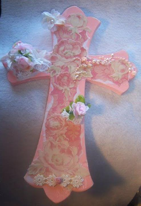 DIY Easy Shabby Chic Arts and Crafts Ideas 6
