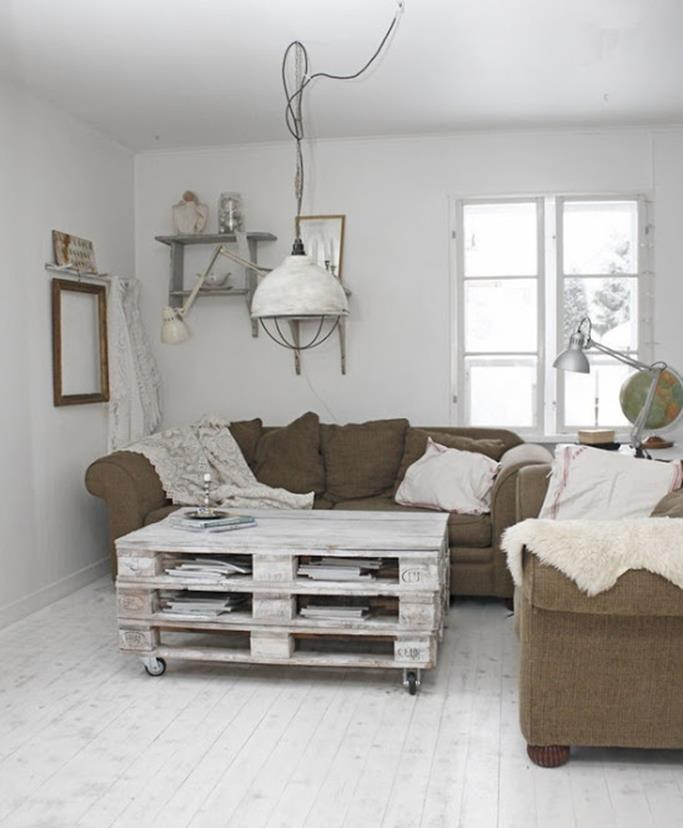 Perfect Shabby Chic Furniture and Decorating Ideas 10