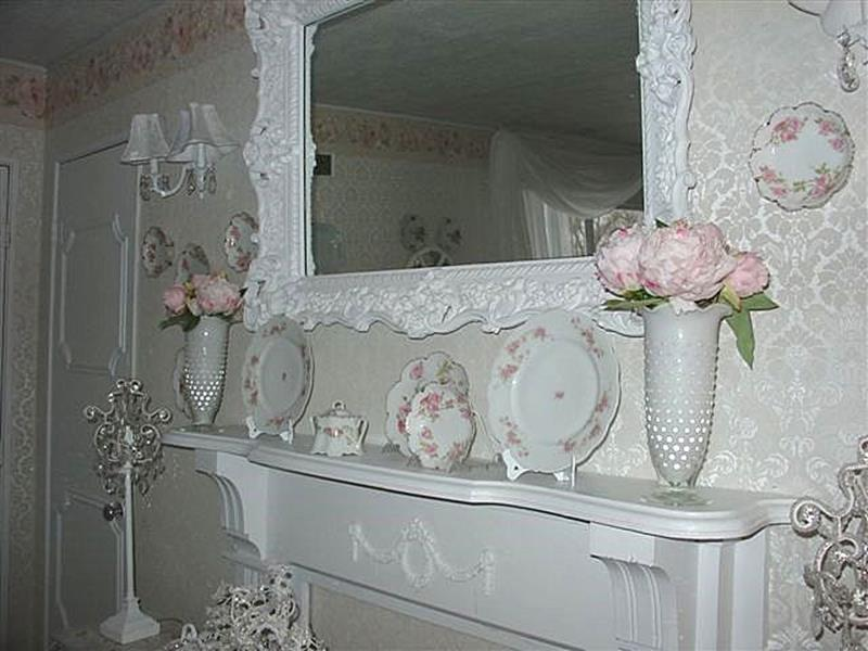 Perfect Shabby Chic Furniture and Decorating Ideas 20