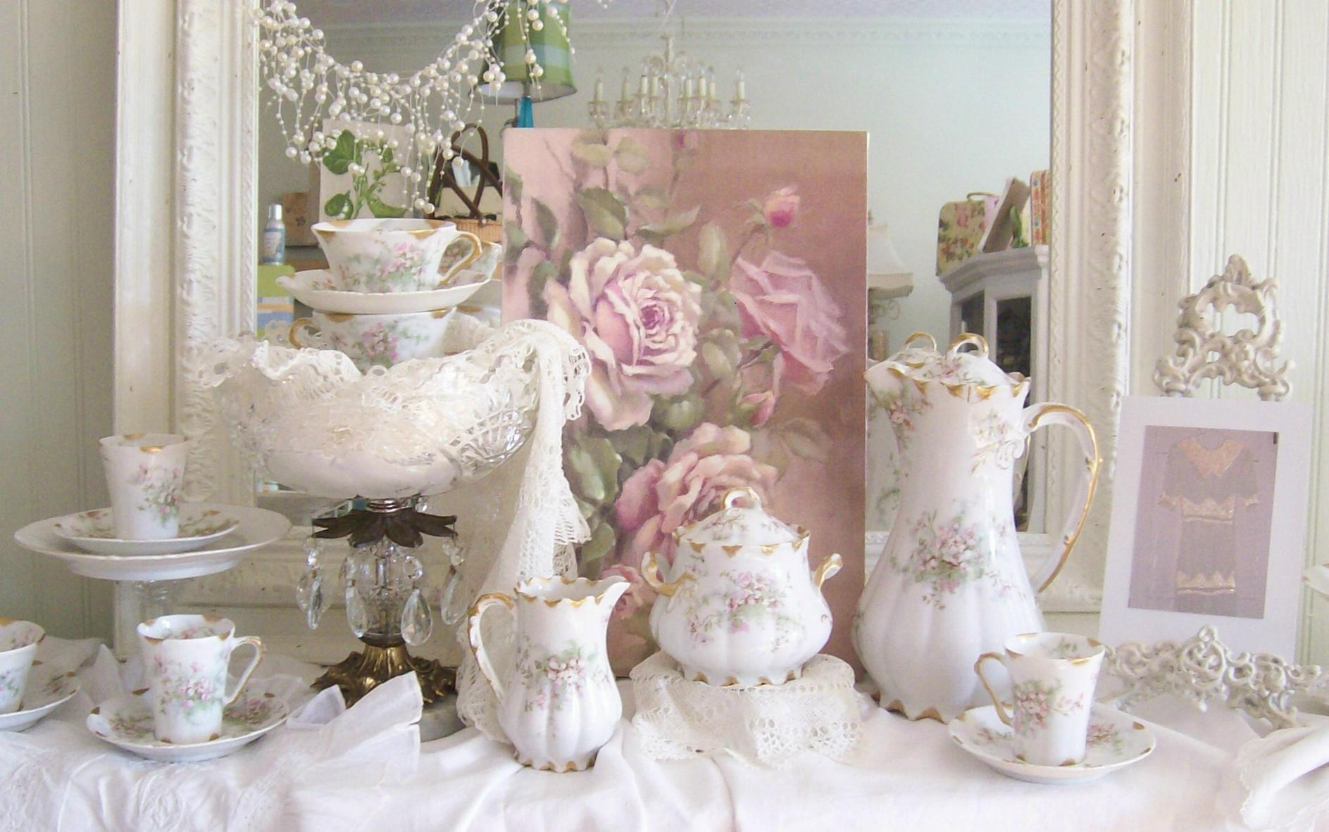 Perfect Shabby Chic Furniture and Decorating Ideas 23