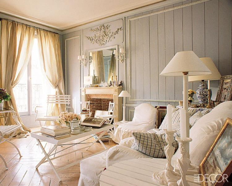 Perfect Shabby Chic Furniture and Decorating Ideas 31