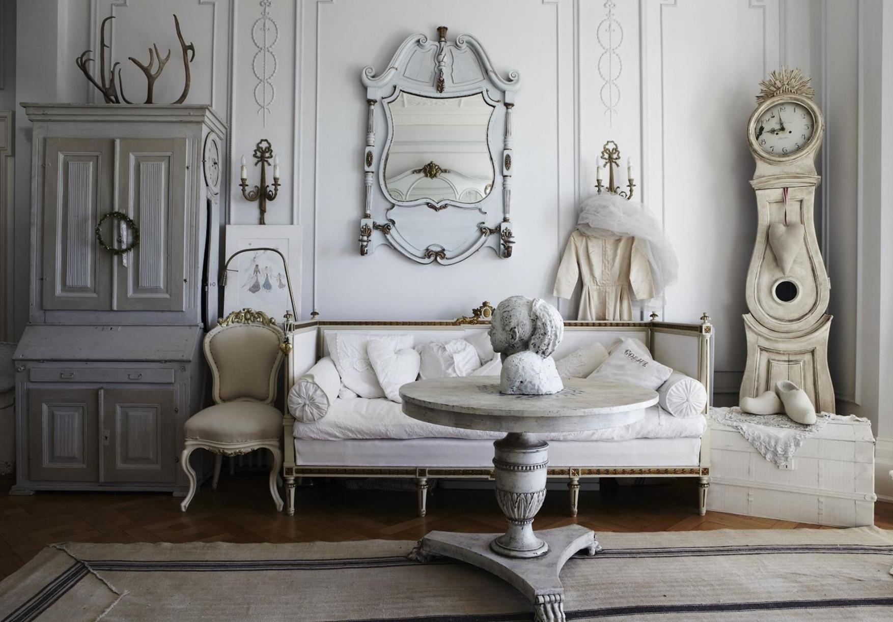 Perfect Shabby Chic Furniture and Decorating Ideas 33