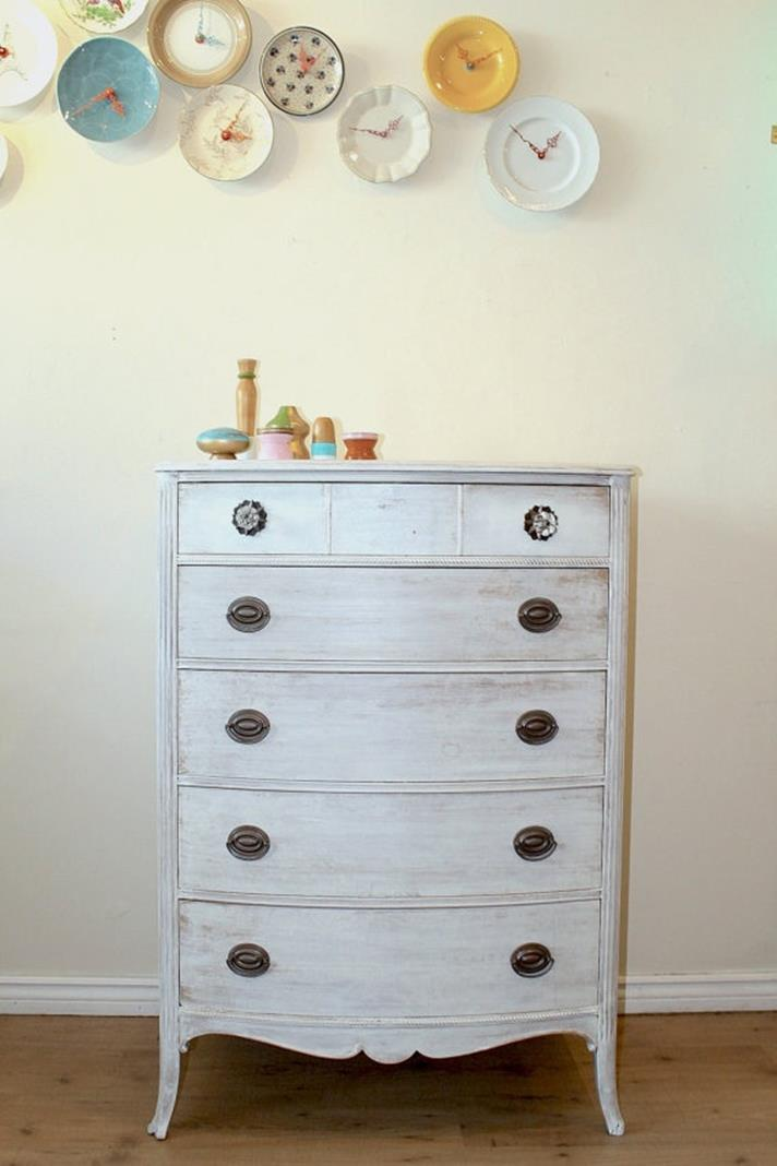 Perfect Shabby Chic Furniture and Decorating Ideas 7