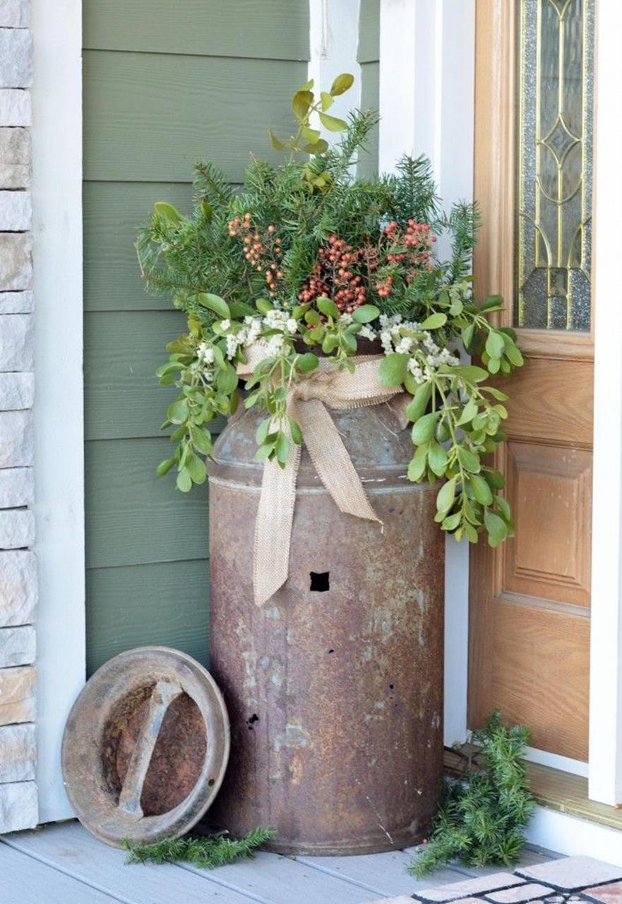 Stunning Rustic Outdoor Yards Decoration Summer 5