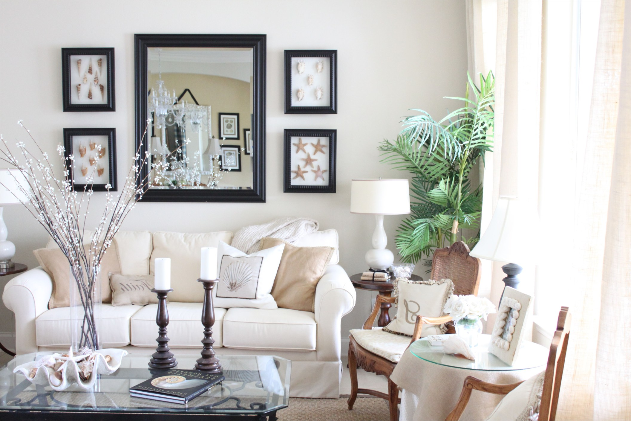 Decorating Small Space Living Room 11