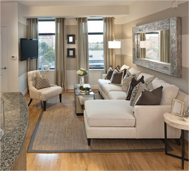 Decorating Small Space Living Room 21