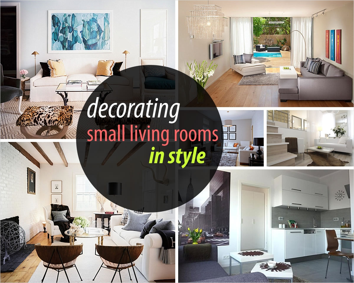 Decorating Small Space Living Room 2
