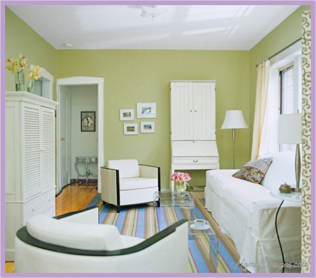 Decorating Small Space Living Room 3