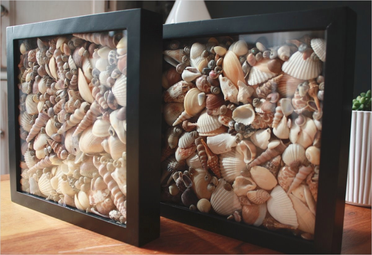 40 Diy Easy Seashell Craft Ideas 16 Seashell Crafts that Bring the Beach Into Your Home 4
