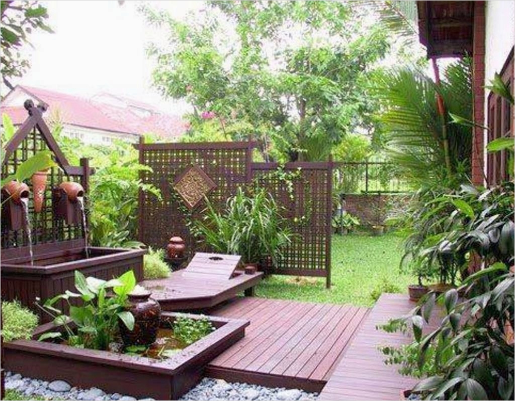Garden Ideas for Small Spaces 77 Garden Design Tips to Deal with Small Space theydesign theydesign 8