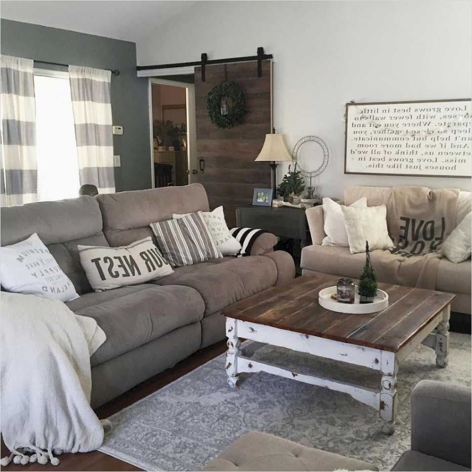 Modern Farmhouse Living Room Decor 72 27 Modern Farmhouse Living Room Decor and Design Ideas Nice Farmhouse Living Room – Cullmandc 4