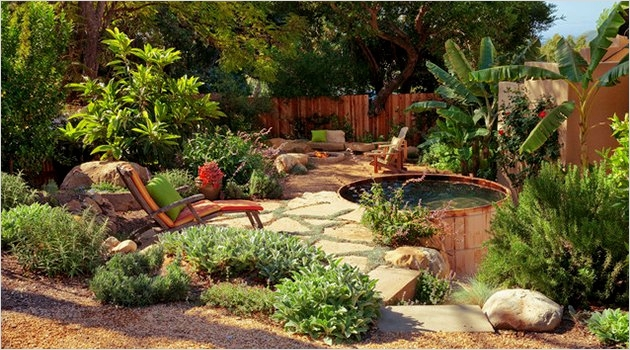 44 Amazing Rustic Garden Ideas 75 17 Wonderful Rustic Landscape Ideas to Turn Your Backyard Into Heaven 6