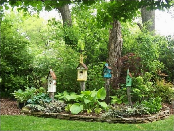 44 Amazing Rustic Garden Ideas 92 Rustic Garden Ideas Graph 6