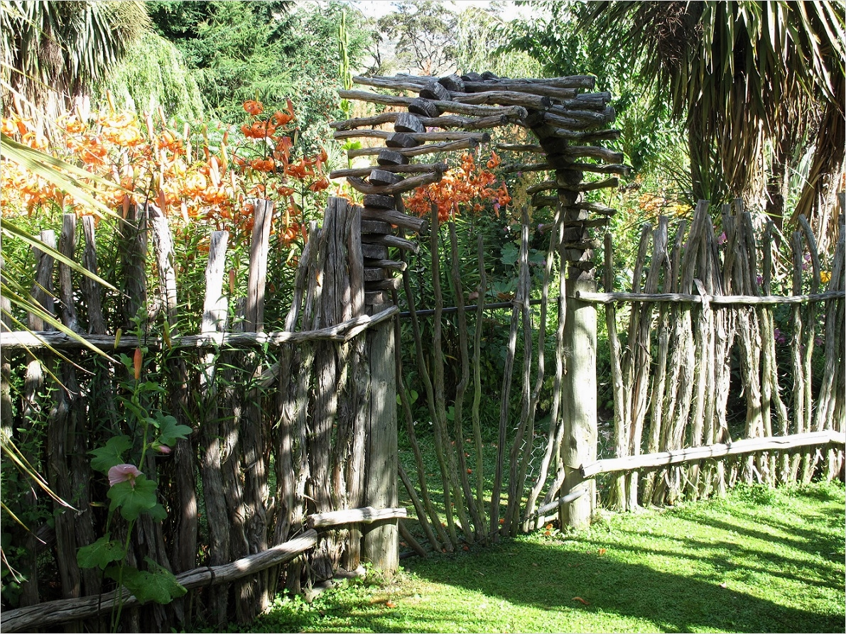 44 Amazing Rustic Garden Ideas 72 Garden Fence Ideas for Great Home and Garden Homestylediary 9