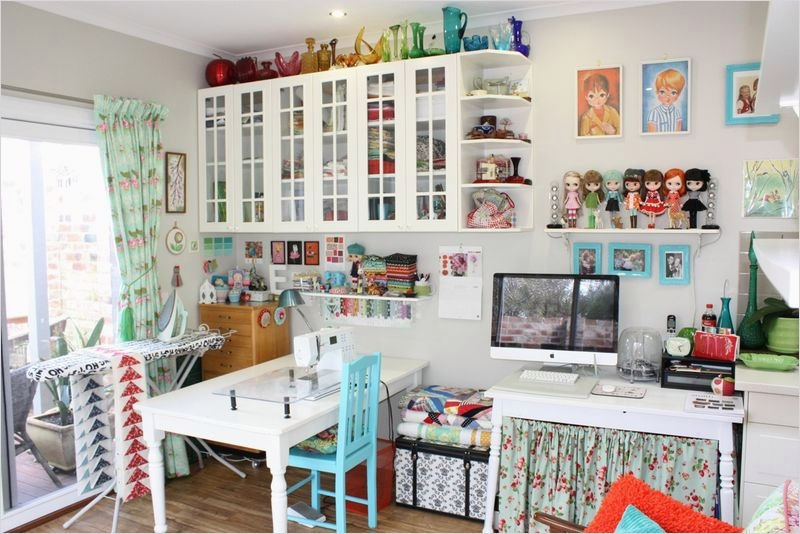Sewing Room Ideas for Small Spaces 87 10 Creative Sewing Room Ideas On A Bud 4